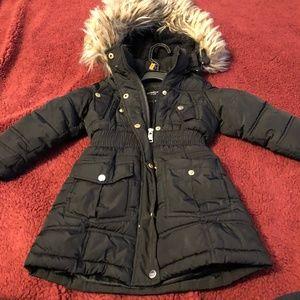 Girls bebe toddler coat